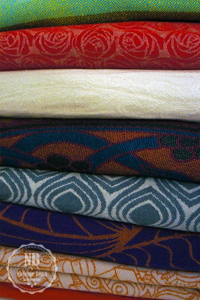 Osobna kolekcija tkanih marama