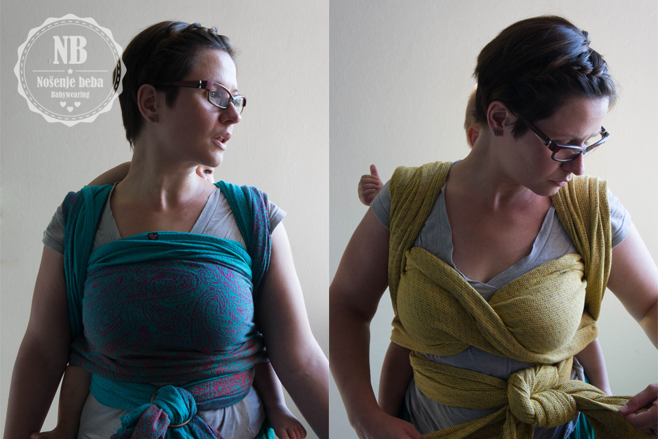 Lijevo: SensiMo Hinda; desno: SensiMo Tone.