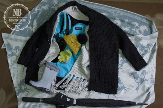Treba pažljivo birati slojeve kako ne bi došlo do pregrijavanja. Uznojena beba najlakše se prehladi.